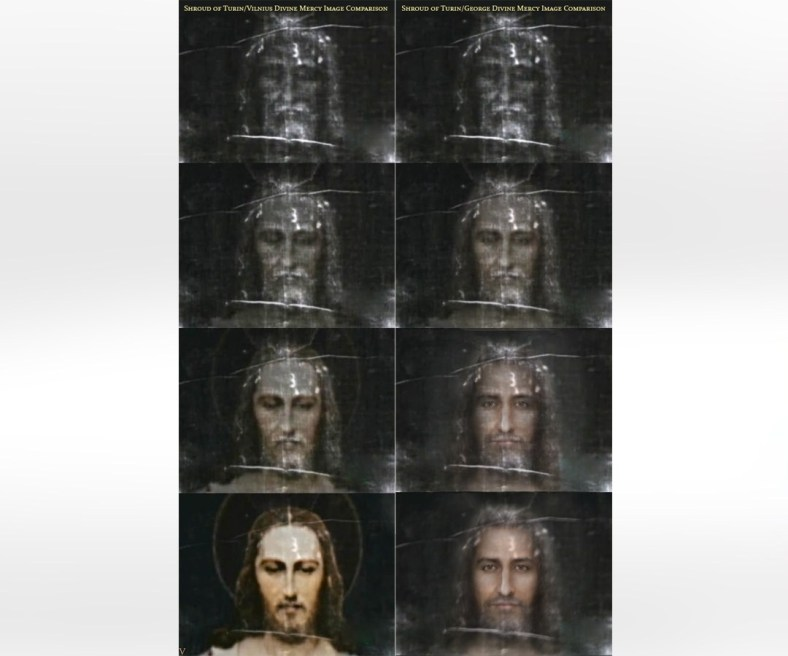 The-Shroud-of-Turin-Comparison